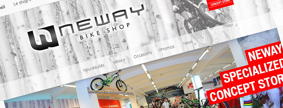 NEWAY Nice, Specialized Concept Store