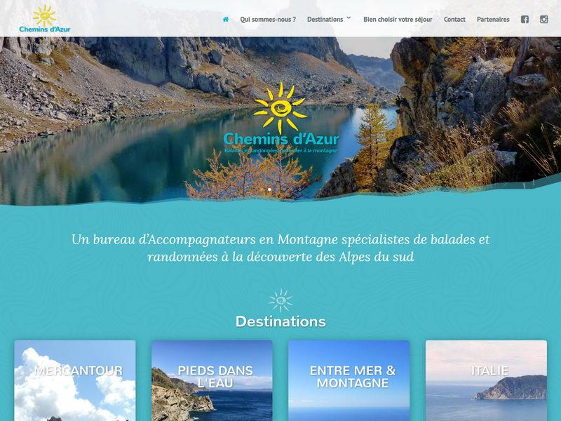 Chemins d'Azur