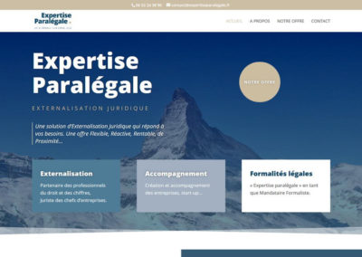Expertise Paralégale