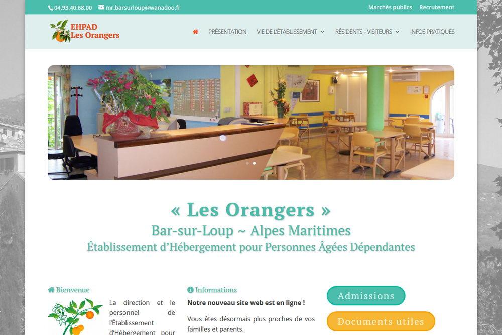 EHPAD Les Orangers